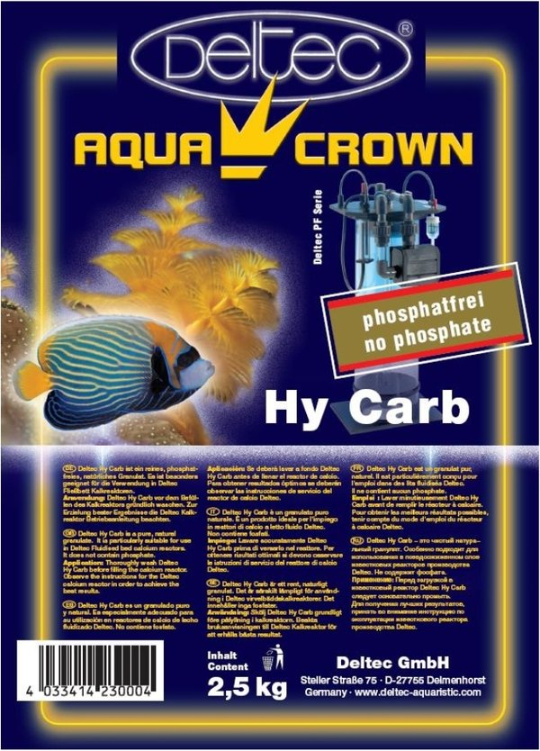 Deltec Aqua Crown Hy Carb