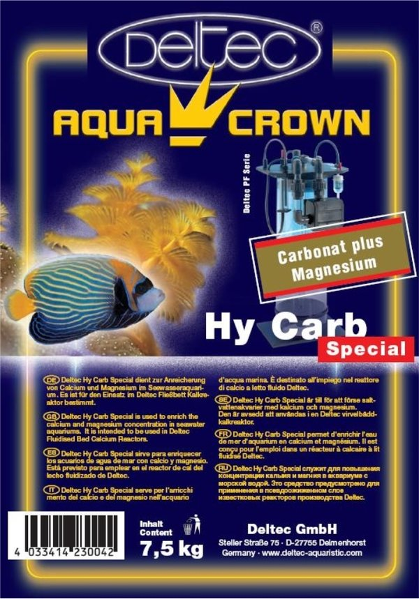 Deltec Aqua Crown Hy Carb Special