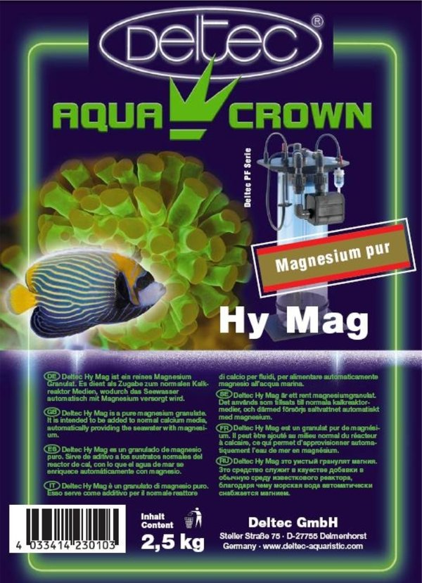 Deltec Aqua Crown Hy Mag