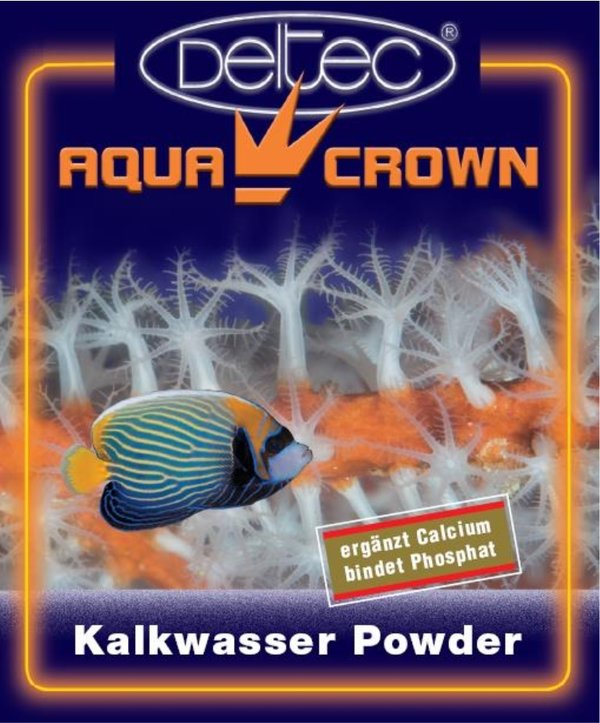 Deltec Aqua Crown Kalkwasser Powder